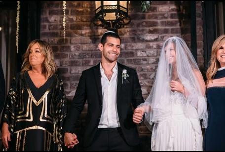 חופה חתונה אורבנית
