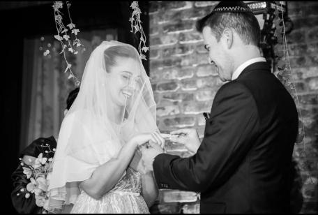 חתונה אורבנית נישואים חתן כלה