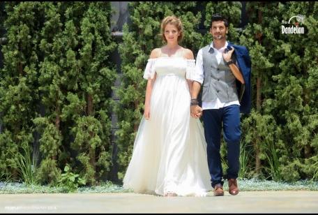 חתן כלה חתונה בתל אביב
