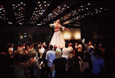 ריקודים אחרי חופה אירועים במרכז
